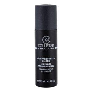 Collistar Men 24 Hour (Deodorant, meestele, 100ml)