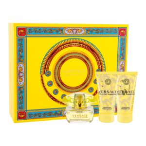 Versace Yellow Diamond (Tualettvesi, naistele, 50ml) KOMPLEKT!