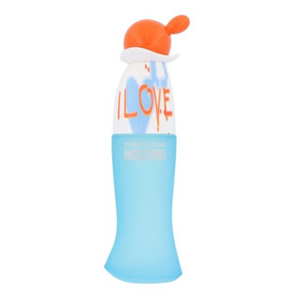 Moschino Cheap And Chic I Love Love (Tualettvesi, naistele, 50ml)
