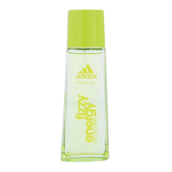 Adidas Fizzy Energy For Women (Tualettvesi, naistele, 50ml)