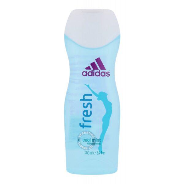 Adidas Fresh For Women (Duššigeel, naistele, 250ml)