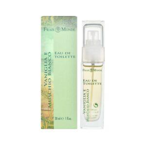 Frais Monde Vanilla And White Musk (Tualettvesi, naistele, 30ml)