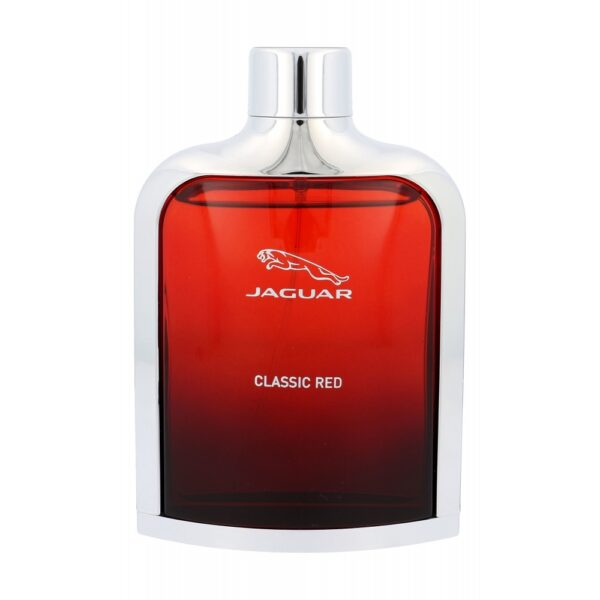 Jaguar Classic Red (Tualettvesi, meestele, 100ml)