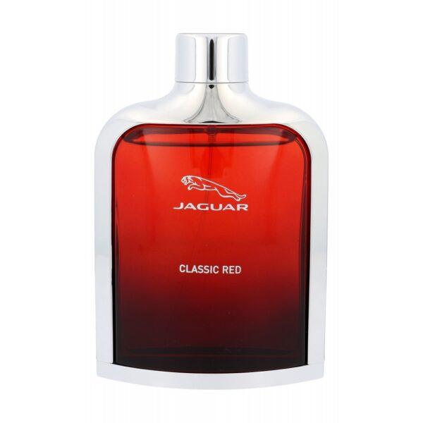 Jaguar Classic Red (Tualettvesi, meestele, 100ml)
