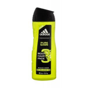 Adidas Pure Game 3in1 (Duššigeel, meestele, 400ml)