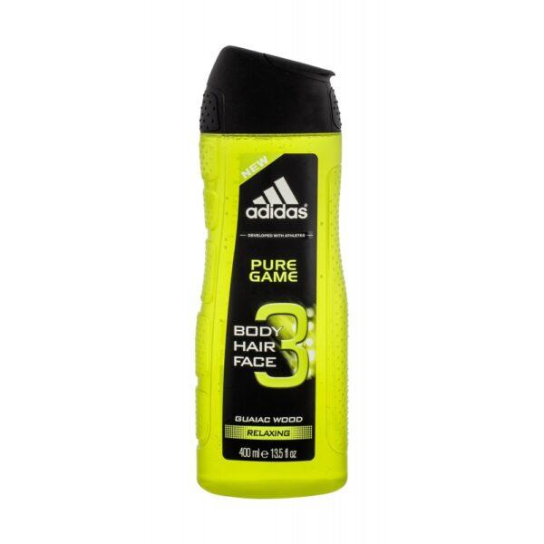 Adidas Pure Game 3in1 (Duššigeel, meestele, 400ml)