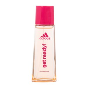 Adidas Get Ready! For Her (Tualettvesi, naistele, 50ml)