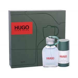 HUGO BOSS Hugo Man (Tualettvesi, meestele, 75ml) KOMPLEKT!