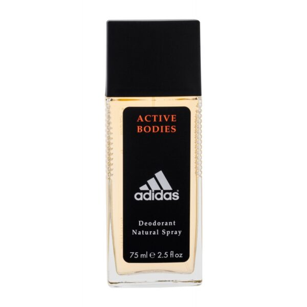 Adidas Active Bodies (Deodorant, meestele, 75ml)