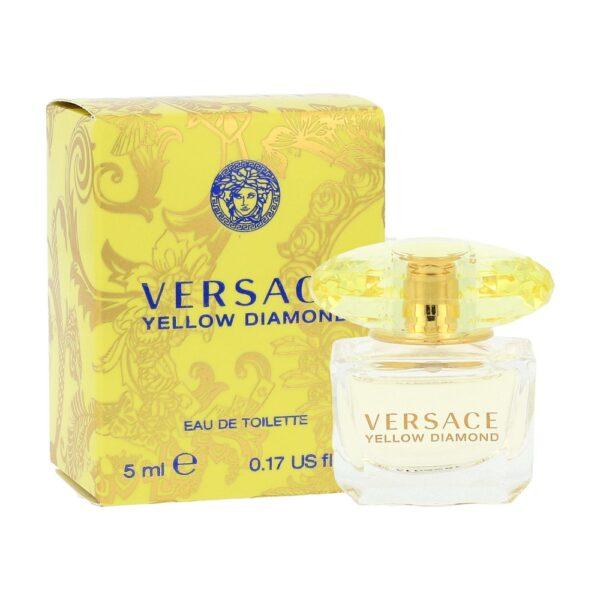 Versace Yellow Diamond (Tualettvesi, naistele, 5ml)
