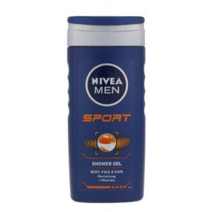 Nivea Men Sport (Duššigeel, meestele, 250ml)