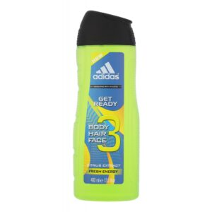 Adidas Get Ready! For Him (Duššigeel, meestele, 400ml)