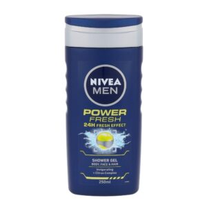 Nivea Men Power Refresh (Duššigeel, meestele, 250ml)