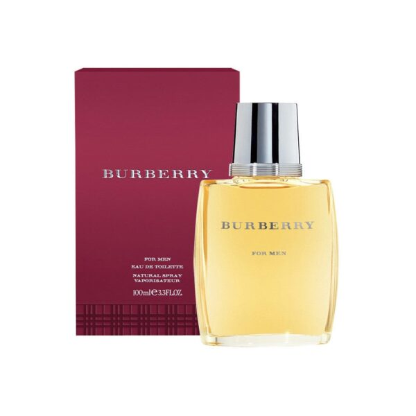 Burberry For Men (Tualettvesi, meestele, 30ml)