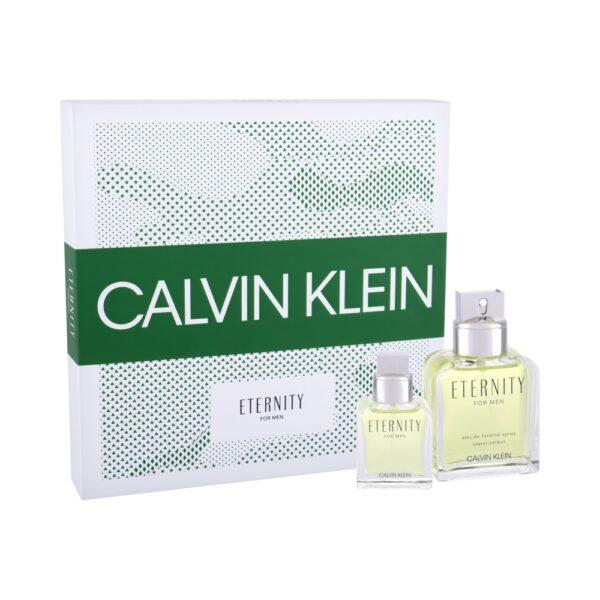 Calvin Klein Eternity (Tualettvesi, meestele, 100ml) KOMPLEKT!