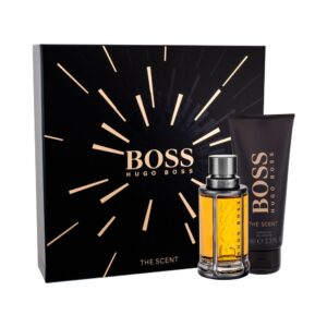HUGO BOSS Boss The Scent (Tualettvesi, meestele, 50ml) KOMPLEKT!