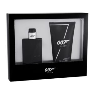 James Bond 007 Seven (Tualettvesi, meestele, 50ml) KOMPLEKT!