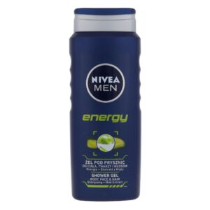Nivea Men Energy (Duššigeel, meestele, 500ml)