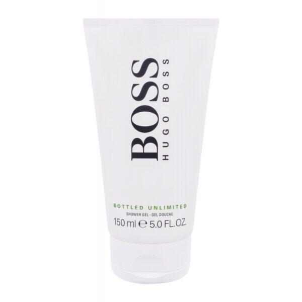 HUGO BOSS Boss Bottled Unlimited (Duššigeel, meestele, 150ml)