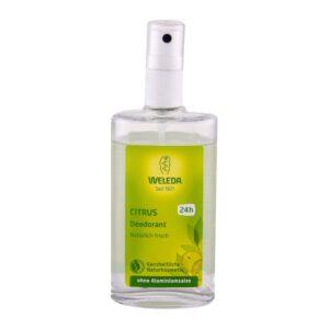 Weleda Citrus (Deodorant, naistele, 100ml)