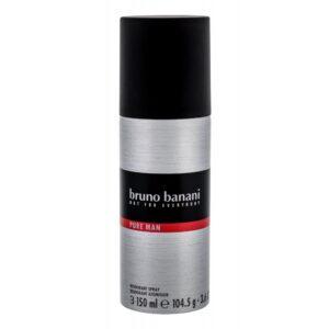 Bruno Banani Pure Man (Deodorant, meestele, 150ml)
