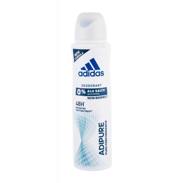 Adidas Adipure 48h (Deodorant, naistele, 150ml)