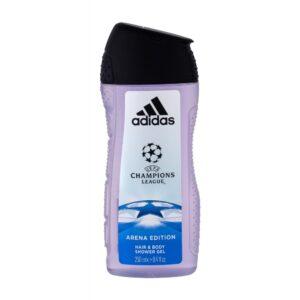 Adidas UEFA Champions League Arena Edition (Duššigeel, meestele, 250ml)