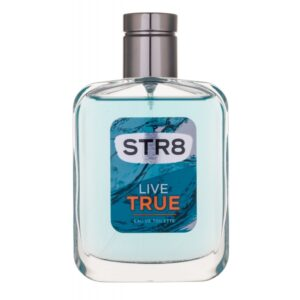 STR8 Live True (Tualettvesi, meestele, 100ml)