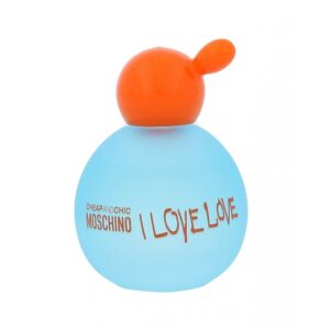 Moschino Cheap And Chic I Love Love (Tualettvesi, naistele, 4,9ml)