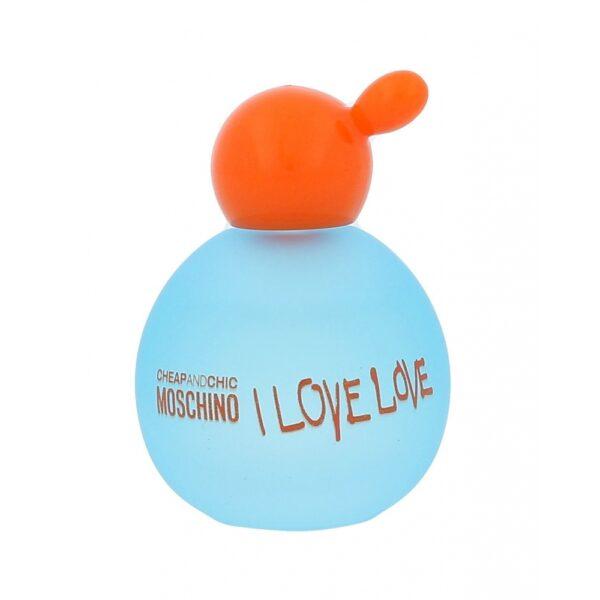 Moschino Cheap And Chic I Love Love (Tualettvesi, naistele, 4,9ml)