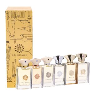 Amouage Mini Set Classic Collection (Parfüüm, meestele, 45ml) KOMPLEKT!