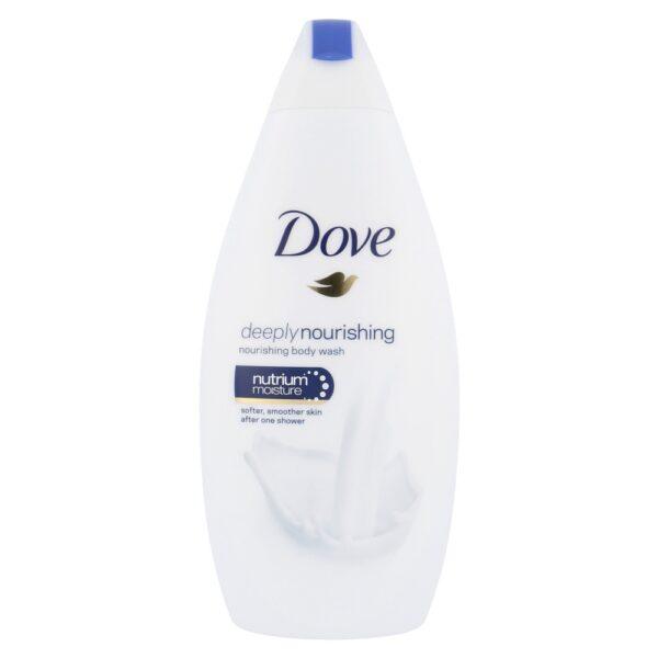 Dove Deeply Nourishing (Duššigeel, naistele, 500ml)