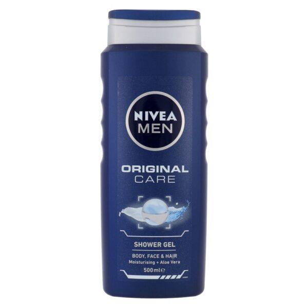 Nivea Men Original (Duššigeel, meestele, 500ml)
