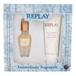 Replay Jeans Original! For Her (Tualettvesi, naistele, 20ml) KOMPLEKT!
