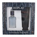 Replay Jeans Spirit! For Him (Tualettvesi, meestele, 30ml) KOMPLEKT!