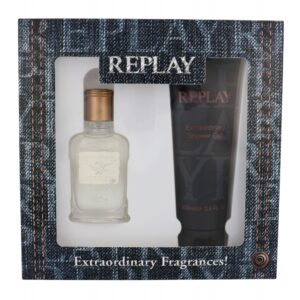 Replay Jeans Original! For Him (Tualettvesi, meestele, 30ml) KOMPLEKT!