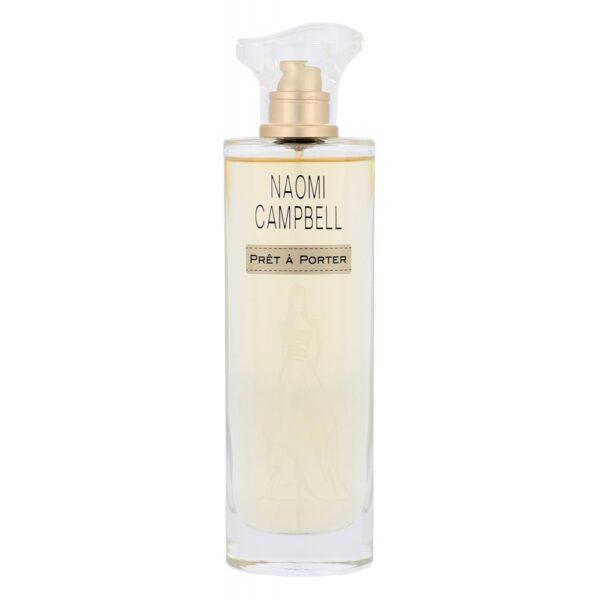 Naomi Campbell Pret a Porter (Tualettvesi, naistele, 50ml)