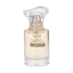 Naomi Campbell Pret a Porter (Tualettvesi, naistele, 15ml)