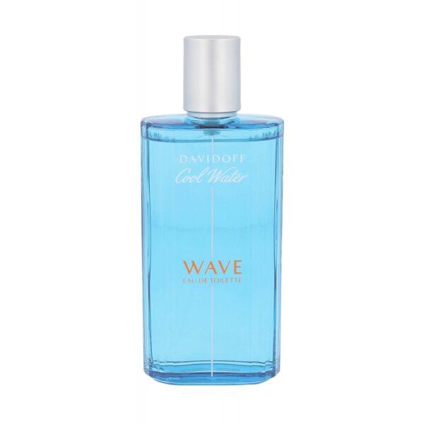 Davidoff Cool Water Wave (Tualettvesi, meestele, 125ml)