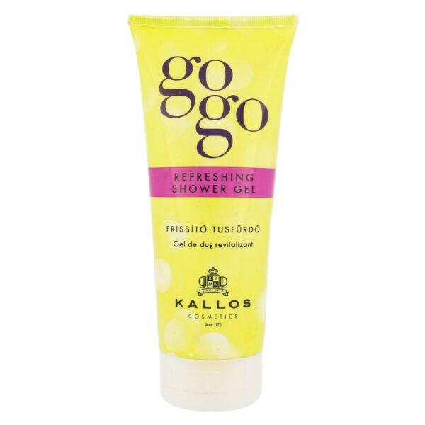Kallos Cosmetics Gogo Refreshing (Duššigeel, naistele, 200ml)