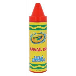 Crayola Bath & Shower Gel (Duššigeel, lastele, 400ml)