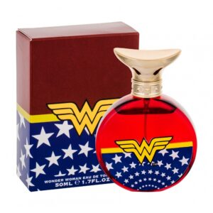 DC Comics Wonder Woman (Tualettvesi, lastele, 50ml)