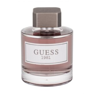 GUESS Guess 1981 (Tualettvesi, meestele, 100ml)