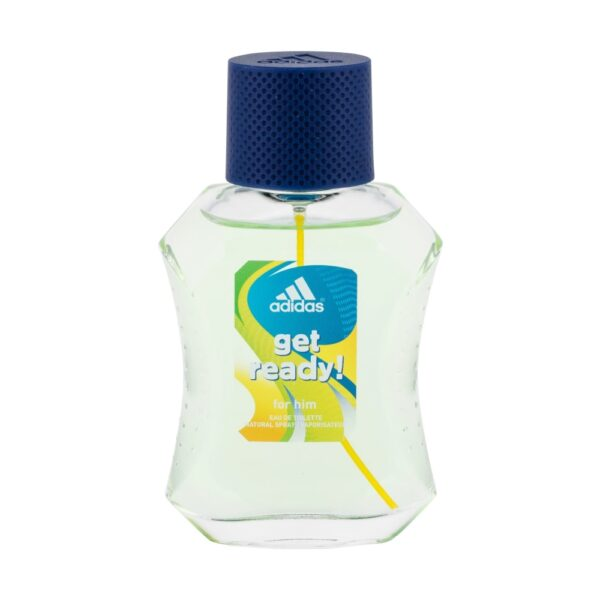 Adidas Get Ready! For Him (Tualettvesi, meestele, 50ml)