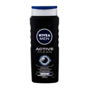Nivea Men Active Clean (Duššigeel, meestele, 500ml)