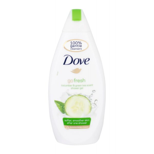 Dove Go Fresh Cucumber (Duššigeel, naistele, 500ml)