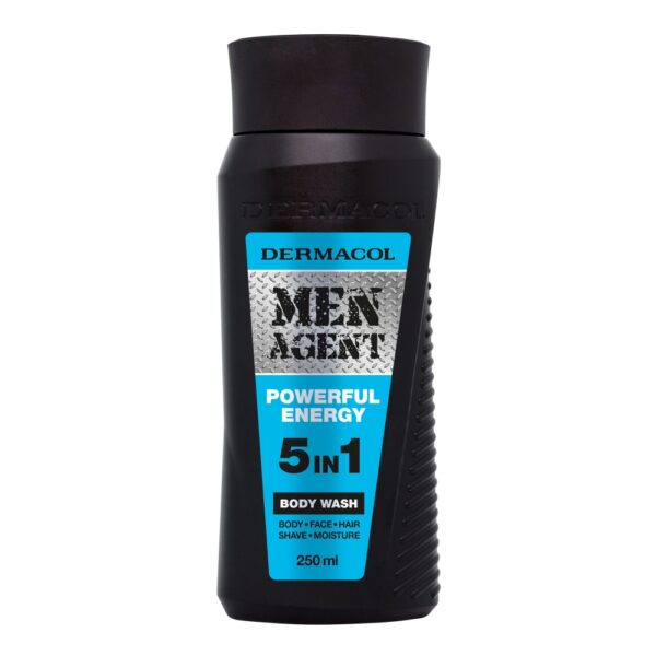Dermacol Men Agent Powerful Energy (Duššigeel, meestele, 250ml)