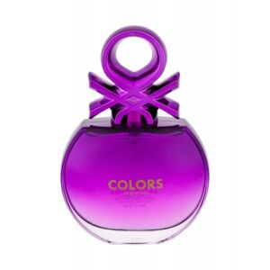 Benetton Colors de Benetton Purple (Tualettvesi, naistele, 80ml)