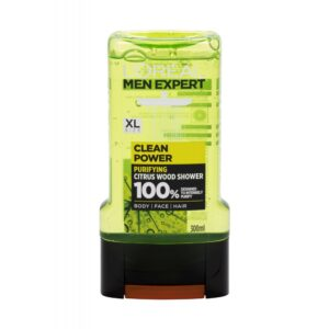 L´Oréal Paris Men Expert Clean Power (Duššigeel, meestele, 300ml)