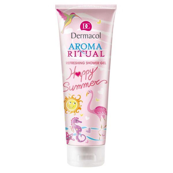 Dermacol Aroma Ritual Happy Summer (Duššigeel, lastele, 250ml)